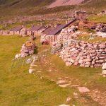 St Kilda Hirta Village